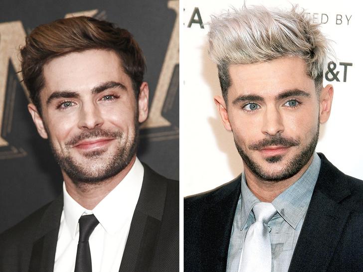 12 հայտնիներ, ովքեր արմատապես փոխեցին իրենց տեսքը և զարմացրին մեզ