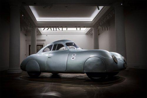 Հազվագյուտ եւ ամենահին Porsche-ն օգոստոսին աճուրդի կհանվի (Լուսանկարներ)