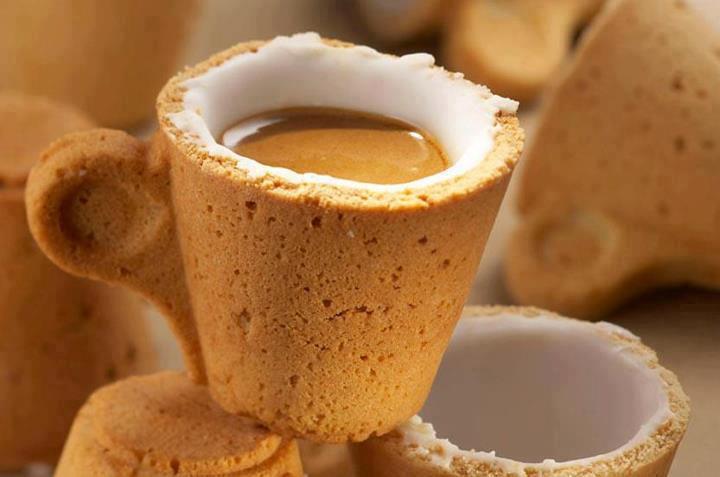 Բաժակ-թխվածք, օրիգինալ բաղադրատոմս, ձեր հյուրերը կզարմաման, երբ  մատուցեք այն
