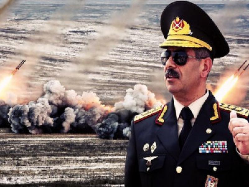 Թե ինչպես Ադրբեջանի պաշտպանության նախարարը ռմբակոծեց  սեփական երկրի քաղաքներից մեկը