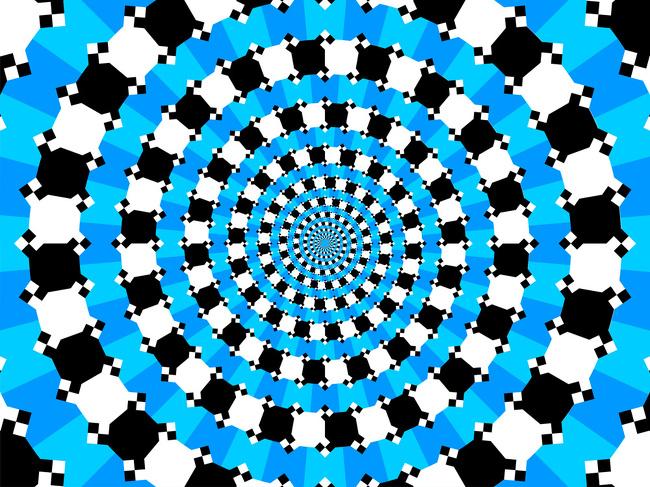 Օպտիկական խաբկանքներ, որոնք  կաշխատացնեն ձեր ուղեղի  կիսագնդերը, ո՞րը հավանեցիք