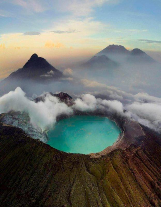 10 հրաշալի վայրեր երկրագնդի վրա, որոնք ավելի գեղեցիկ են, քան մեգապոլիսները