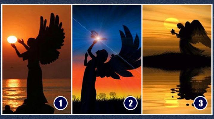 Ընտրեք հրեշտակի նկարներից մեկը և անմիջապես ստացեք անհատական հաղորդագրություն
