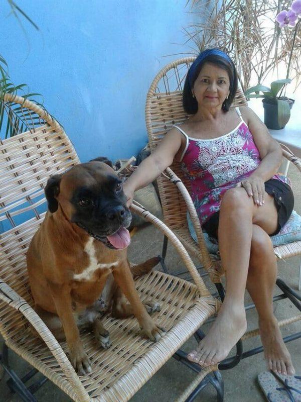 Շան տիրուհին քաղցկեղ ուներ, շունը եղել է նրա կողքին, իսկ հետո եկել է նրա հուղարկավորությանը...