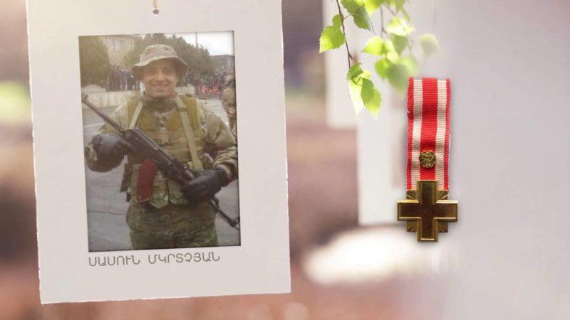 Հայրենիքը կյանքից առավել. Այսօր ապրիլյան պատերազմի հերոս, հետախույզ-գնդացրորդ Սասուն  Մկրտչյանի  ծննդյան օրն է