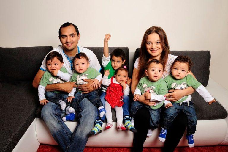 23-ամյա մայրը  երեխաներ  ծնեց, ովքեր ծնվում են 480  տարվա մեջ մեկ անգամ