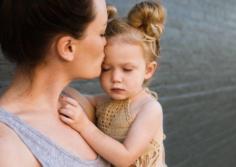 Հաճախ գրկեք ձեր  երեխաներին, պարզվում է դա օգտակար  է  նրանց համար