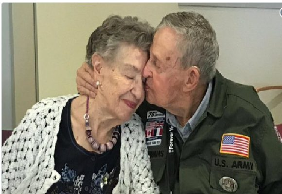 Միայն 75 տարի անց սիրահարները գտան միմյանց . անչափ հուզիչ պատմություն սիրո մասին