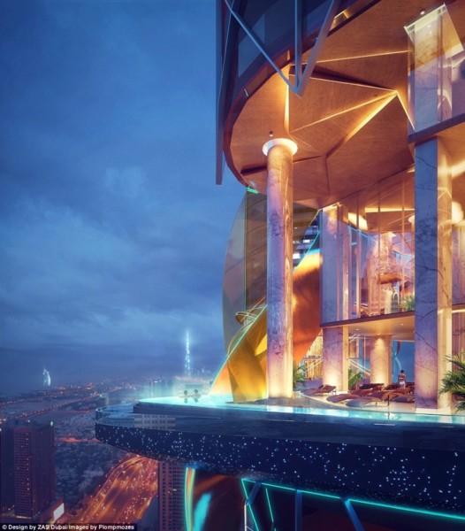 Դուբայում կբացվի տրոպիկական անտառով առաջին հյուրանոցը