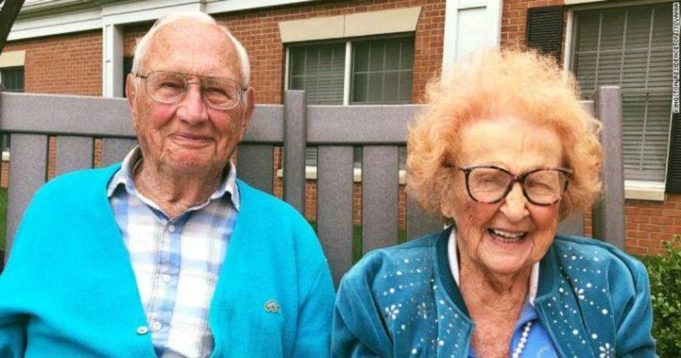 Արտասովոր զույգը, որն ամուսնացել է 100 եւ 103 տարեկանում