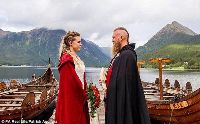 Նորվեգիայում վիկինգների առաջին հարսանիքը 1000 տարվա ընթացքում