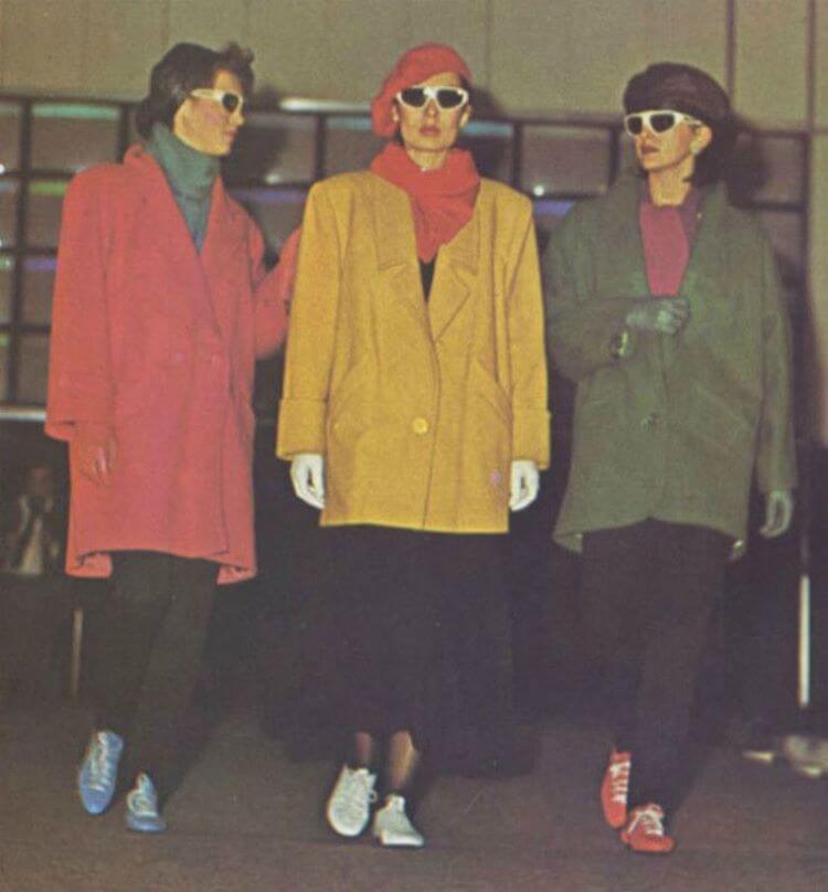 90-ականների նորաձևությունը, 15 լուսանկար այդ ժամանակվա նորաձևությունից, որը շատերին կուրախացնի