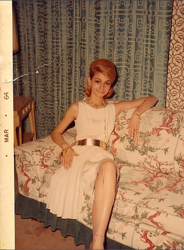 Երբ ես տեսա իմ տատիկի լուսանկարները, ես կորցրեցի խոսելու կարողությունը. բնական և գեղեցիկ