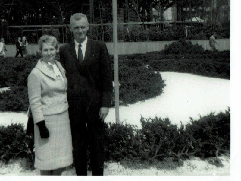 Մի զույգի պատմություն, ովքեր ապրեցին միասինմի ողջ կյանք և մահացան միասին