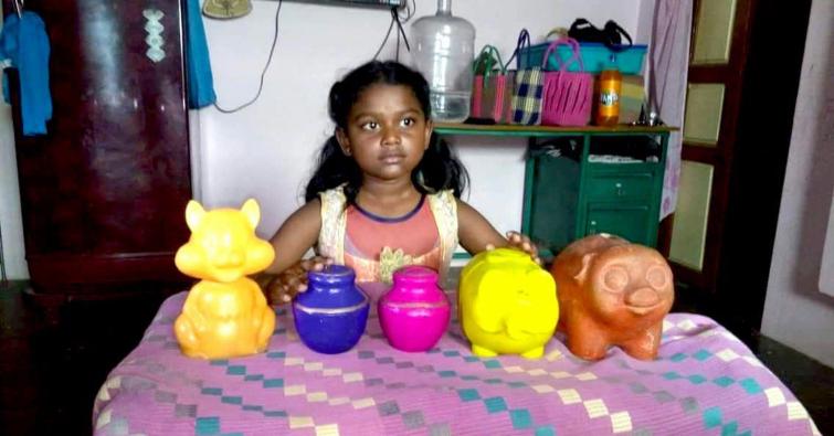 5-ամյան աղջիկը իր կյանքի կեսը գումար խնայեց, որպեսզի օգնի ջրհեղեղից տուժածներին, իհարկե նրա բարությունը վերադարձավ իրեն. պատմությունը հնարավոր չէ կարդալ առանց հուզվելու