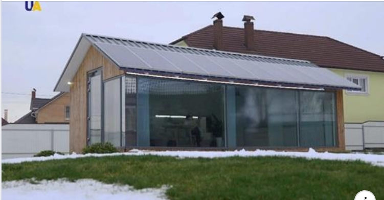Ապագայի տունը սեփական ձեռքերով կառուցել է Ավստրալիայի բնակիչը, առանց մեծ ծախսերի. տպավորիչ է