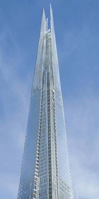 Եվրոպայի ամենամեծ շինությունը, Շարդը
