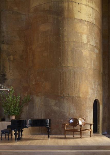 Ճարտարապետություն. հին ցեմենտի գործարանը այս մարդկանց ձեռքով վերածվեց ժամանակակաից տուն-թանգարանի
