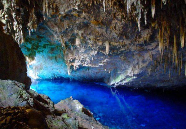 Տորանտոնգոյի քարանձավներն ու լողավազանները Մեքսիկայում.  տեսնելուց հետո կերազեք այնտեղ հայտնվելու մասին