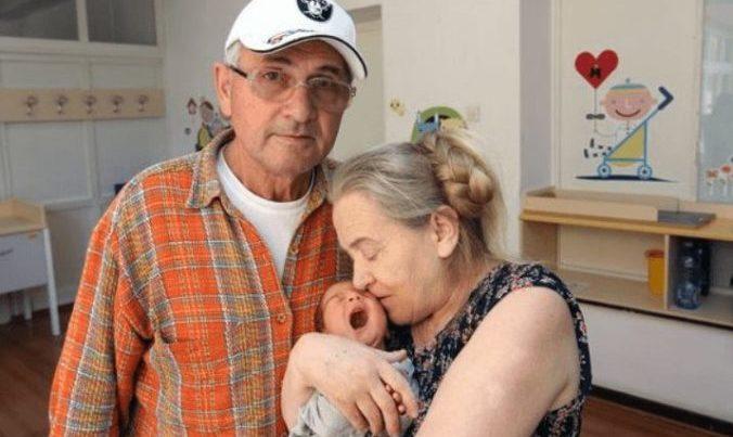 68-ամյա ամուսինը լքել է 60-ամյա կնոջը, ծննդաբերելուց հետո