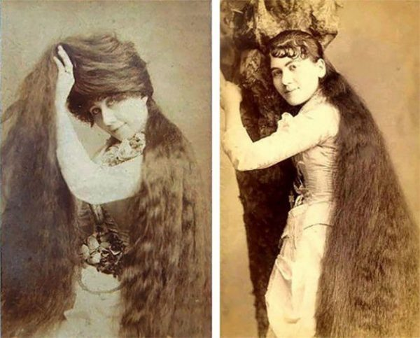 Կյանքից երկար մազեր. ինչու Վիկտորինական գեղեցկուհիները չենք կտրել իրենց մազերը