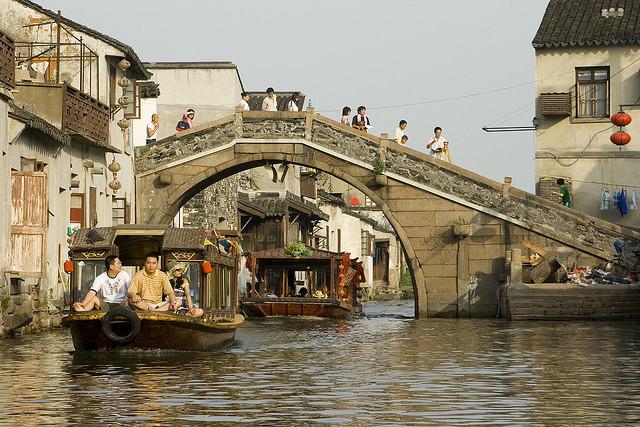 Աշխարհի ամենահայտնի ջրանցքները