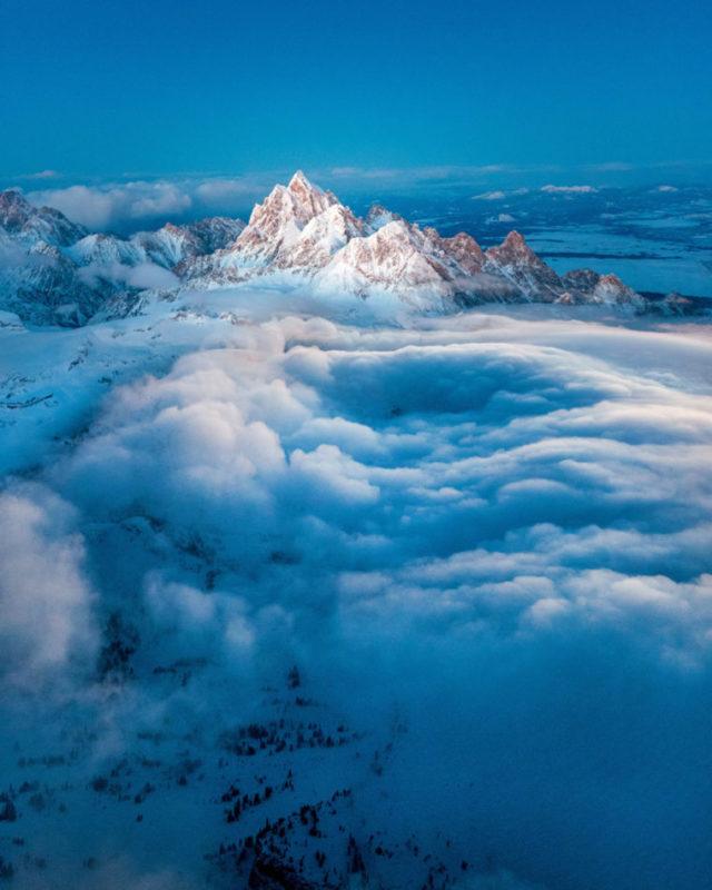15 անհավանական գեղեցիկ նկարներ Արևմտյան Ամերիկայից