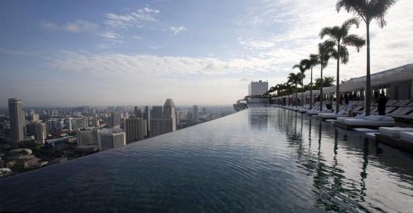 Ինժեներական մի հրաշք, որը կոչվում է Սկայ պարկ, գտնվում է Սինգապուրում. հրաշալի լուսանկարներ