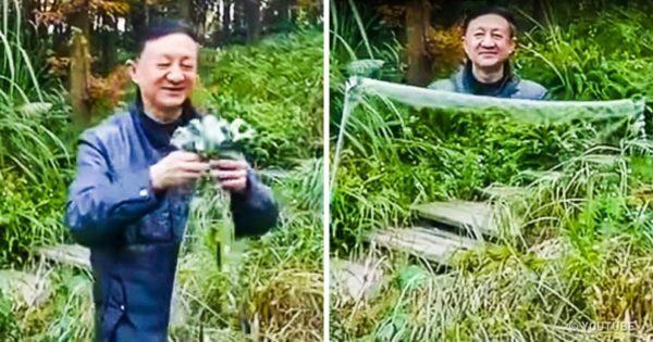 Չինաստանում ստեղծել են անտեսանելի թիկնոց