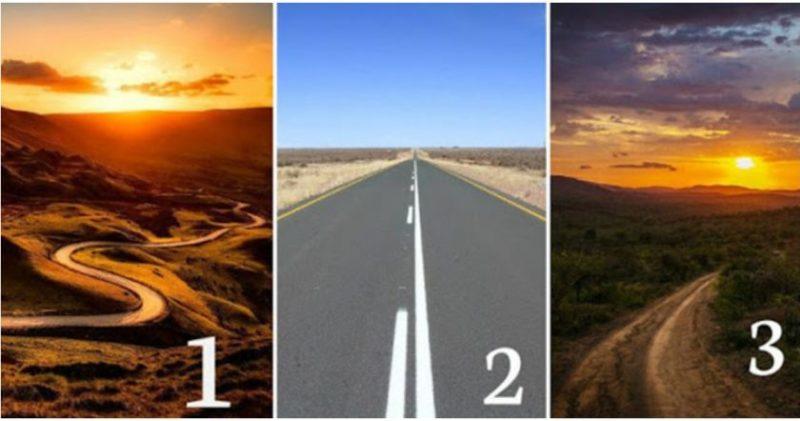 ԹԵՍՏ.Նայեք նկարին և ասեք, թե որ ճանապարհը կընտրեիք: