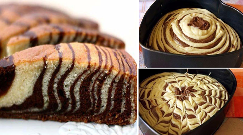 Համեղ ու յուրօրինակ թխվածք «Զեբր». Այս թխվածքը տարիներ շարունակ միայն այս բաղադրատոմսով եմ պատրաստում