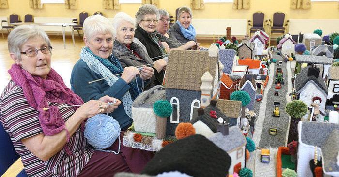 Հյուսիսային Իռլանդիայում ապրող այս կանայք որրշեցին գործել իրենց գյուղը