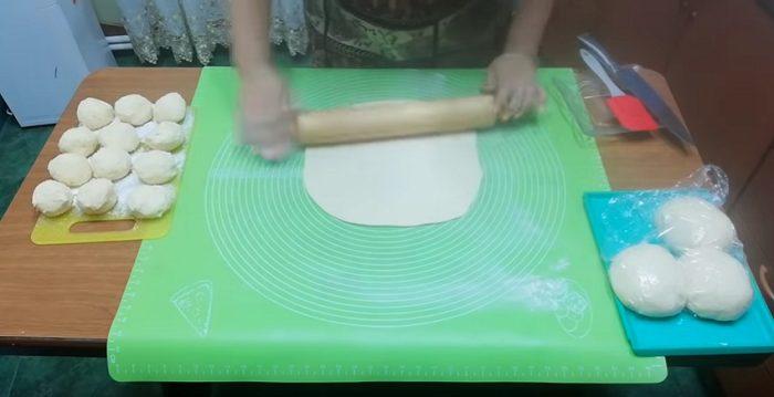 Թխում ենք շերտավոր գաթա
