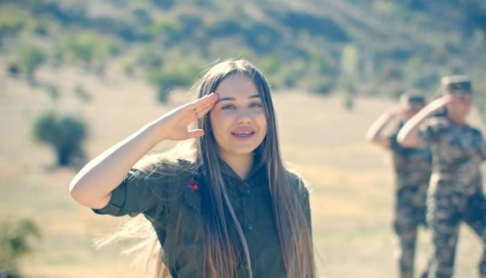 «Նամակ Զինվորին»․ Յանա Հովհաննիսյանի հուզիչ երգը