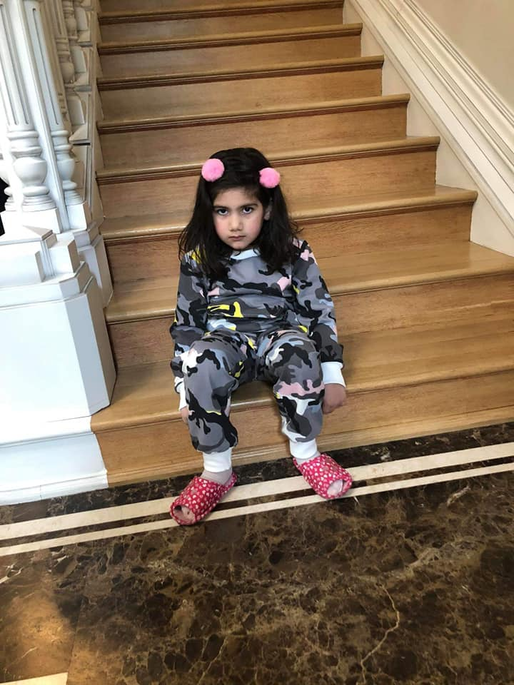 Աննա Հակոբյանը հրապարակել է Արփիի նոր լուսանկարները և կցել հուզիչ գրառում