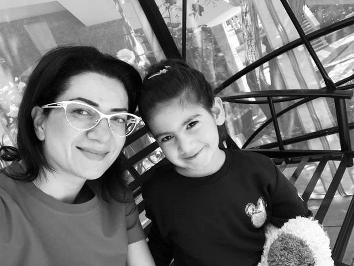 """""""Արփի ու մամա"""" Աննա Հակոբյանը նոր լուսանկարներ է հրապարակել ամառային հանգստից"""