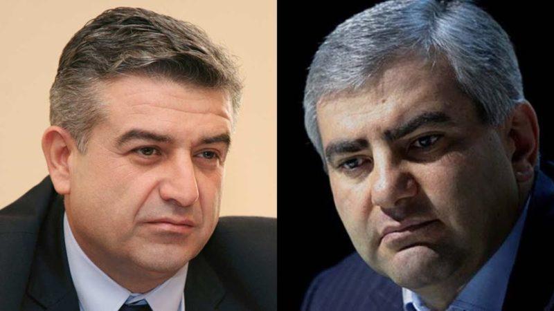 Իշխանությունը կարելի է հանձնել Հայաստանում նույնիսկ զրուցարաններում նարդի ու բլոտ խաղացող ցանկացած մարդու, բայց ոչ երբեք այս երկուսին ու իրենց սպասարկուներին