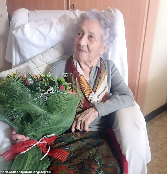 113-ամյա կինն առողջացել է կորոնավիրուսից՝ ռեկորդ սահմանելով