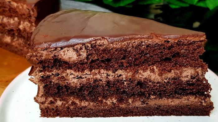 Շոկոլադային յուրահատուկ տորթ, որն անպայման կհավանեք պատրաստման մատչելիության և համային հատկանիշների պատճառով