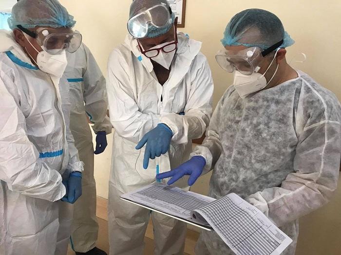 Ահա թե ինչով են զբաղված Ֆրանսիայից ժամանած բժիշկները Հայաստանում