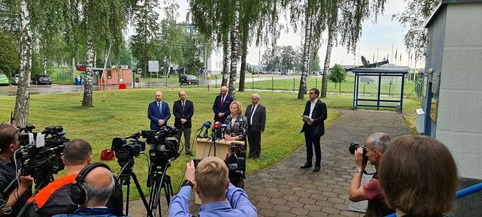 Լիտվան շատ հպարտ է, որ կարողանում է օգնել Հայաստանին այս դժվարին ժամանակահատվածում