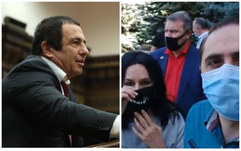 Ձեզ ճղում եք, որովհետև գիտեք՝ հանցագործությունների մեջ խրված եք.Նաիրա Զոհրաբյան, ձեր արածը գարշելի դավաճանություն է համաճարակված Հայաստանի նկատմամբ