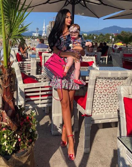 Ինչպիսի՞ն է Վրաստանի ամենագեղեցիկ զույգի երեխան