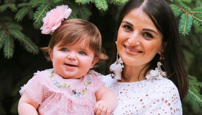 Սիլվա Հակոբյանը դստեր՝ Միլայի հետ նոր լուսանկարներ է հրապարակել