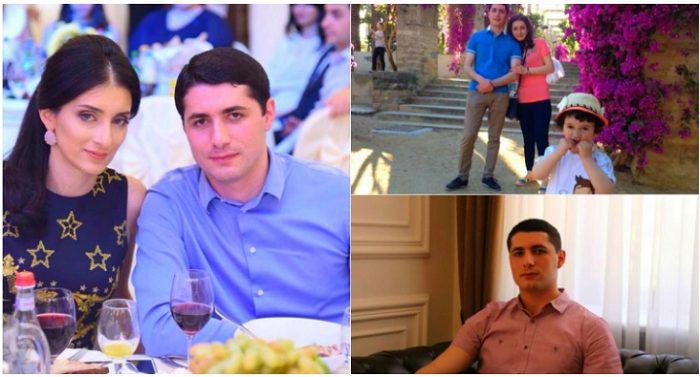 Ահա թե ինչպիսին է նորանշանակ ԱԱԾ տնօրեն Արգիշտի Քյարամյանի գեղեցիկ ընտանիքը