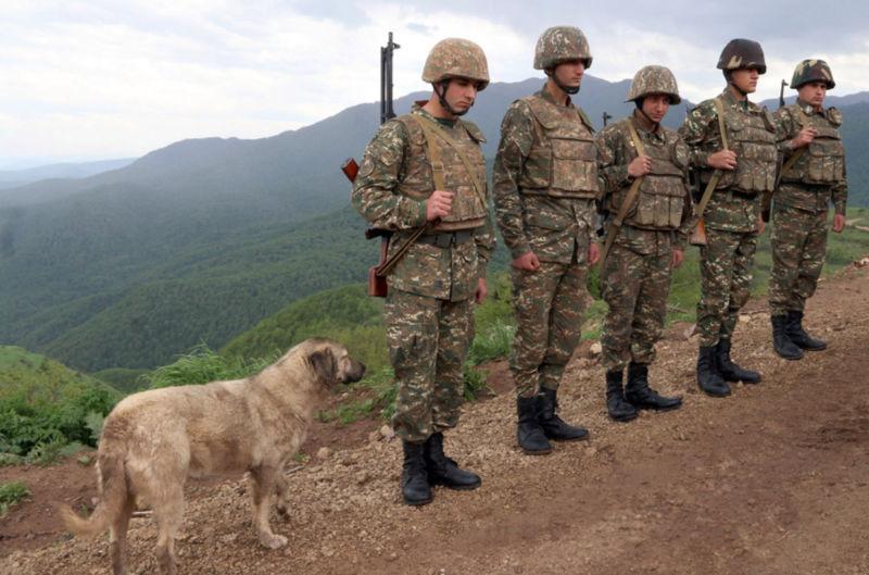 Ճանաչեք իրական հերոսներին․ 70 ադրբեջանցու հետ միայնակ մարտի է բռնվել․ Տարածեք, թող ամեն հայ իմանա