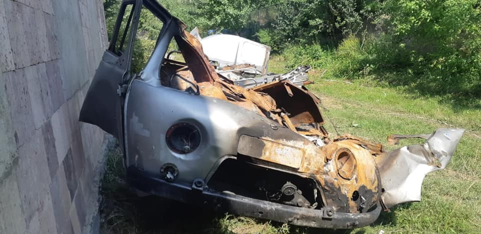 Այսօր Բերդի փրկարարները ստացան շտապօգնության մեքենայի «յուղը վրան» տարբերակը. Նիկոլ Փաշինյան