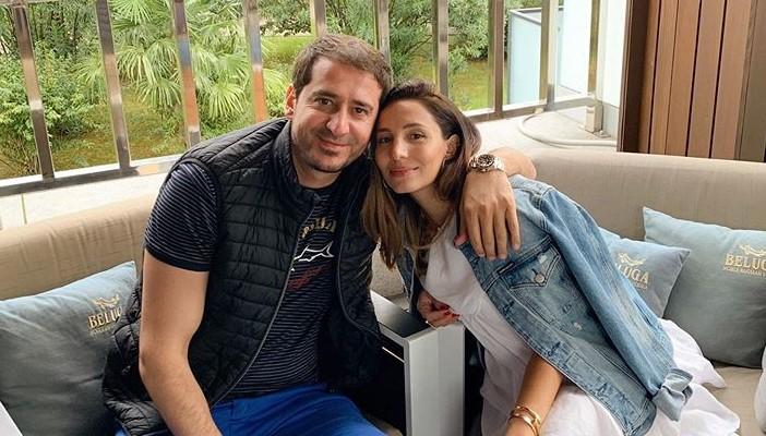 Արամեն և Աննա Թովմասյանը սիրառատ լուսանկարներ են հրապարակել