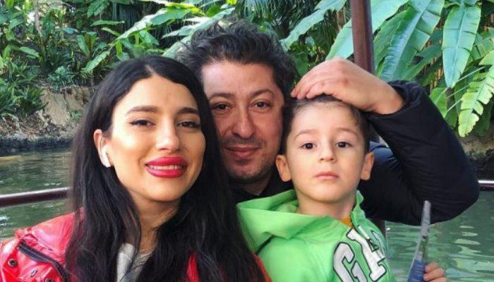 Գրիշա Աղախանյանն ու Շողեր Թովմասյանը նշել են իրենց որդու ծննդյան օրը