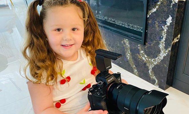 Արմենչիկի երեխաները անչափ նման են իրեն․ լուսանկարներ